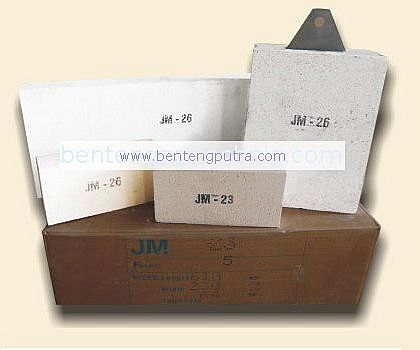 Insulating Brick/Bata Isolasi (Low Iron)